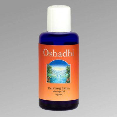 oshadhi-masszázs-relaxingextra Erősen ellazít és nyugtat ez a kiváló masszázs olaj. Összetevők: Levendula Matherone, ylang ylang extra, Eucalyptus globulus, Litsea, Gurjum
