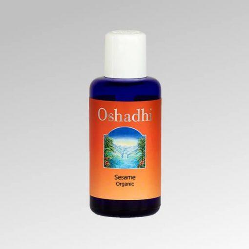 oshadhi-szezám-növényiolaj A szezámolaj (Sesamum indicum) egy antioxidánsokban, ásványi anyagokban és E-vitaminban gazdag olaj, amely a gyors felszívódásának köszönhetően, sokoldalúan használható a napi bőrápolásban. Kiváló méregtelenítő, hidratáló, köröm- és hajerősítő. Segíti a kisebb sebek gyógyulását, enyhülést hoz a gyulladt, kipirosodott bőrnek.