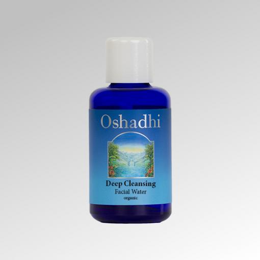 oshadhi-arcvíz-mélytisztító