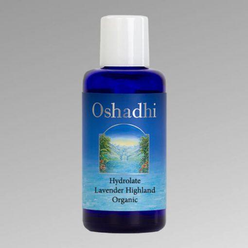 oshadhi-levendula-highland-hidrolatum Arctoniknak használhatjuk, nyári melegben hűsítő testpermetnek, könnyed parfümnek vagy a nyugodt, zavartalan alváshoz ajánljuk.