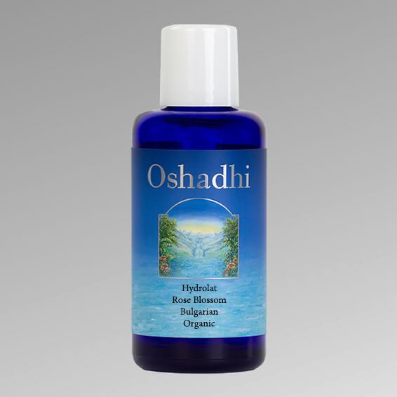 oshadhi-rózsa-bolgár-hidrolatum Csodás illatával rendkívül frissítő, öregedés gátló hatású. Stressz- és szorongásoldó, gyulladáscsökkentő, bőrregeneráló, támogatja a női energiákat, afrodiziákum.