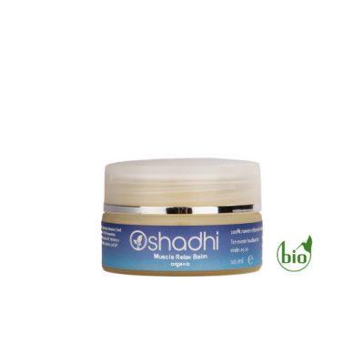 oshadhi aromaterápia bio balzsam izomlazító